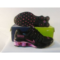 Women Nike Shox NZ 11 black pink