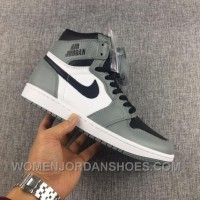 Air Jordan 1 Retro High Rare Air 332550-024 Grey Lastest