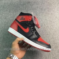 Air Jordan 1 Retro High Rare Air Black Red Online