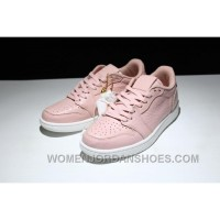 AIR Jordan 1 Air Retro Low Ns 848775-805 Pink White New Release Pdecwb