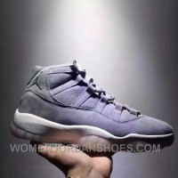 Air Jordan 11 Space Jam Grey Suede Limited Edition For Sale QbDDp