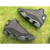 Air Jordan 13 Aj13 Black Cat Men Authentic Discount