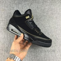 Air Jordan 3 BHM Martin Luther King Discount RC3tNH