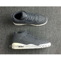 Air Jordan 3 Retro Wool Dark 854263-004 New Release H3Zmm