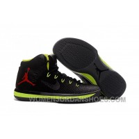 2017 Air Jordan XXX1 Black Green Red Basketball Shoes New Style YzeTa8