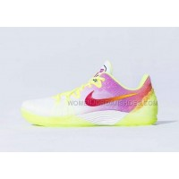 "Nike Kobe Venomenon 5 ""Dreams"" Multi-color/White-Purple-Volt New Releases"