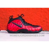 "Nike Air Foamposite Pro ""University Red"" University Red/Black-Black 624041-604 CJSRD"