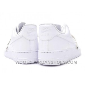 CDG X Nike Air Force 1 Low EMOJI WHITE BLACK Free Shipping RHG2P