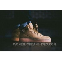 Nike Air Force 1 High '07 AF1 715889-200 Mid Top Men Discount