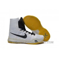 Nike Kobe 10 Elite White Del Sol PE 2016 New Arrivals