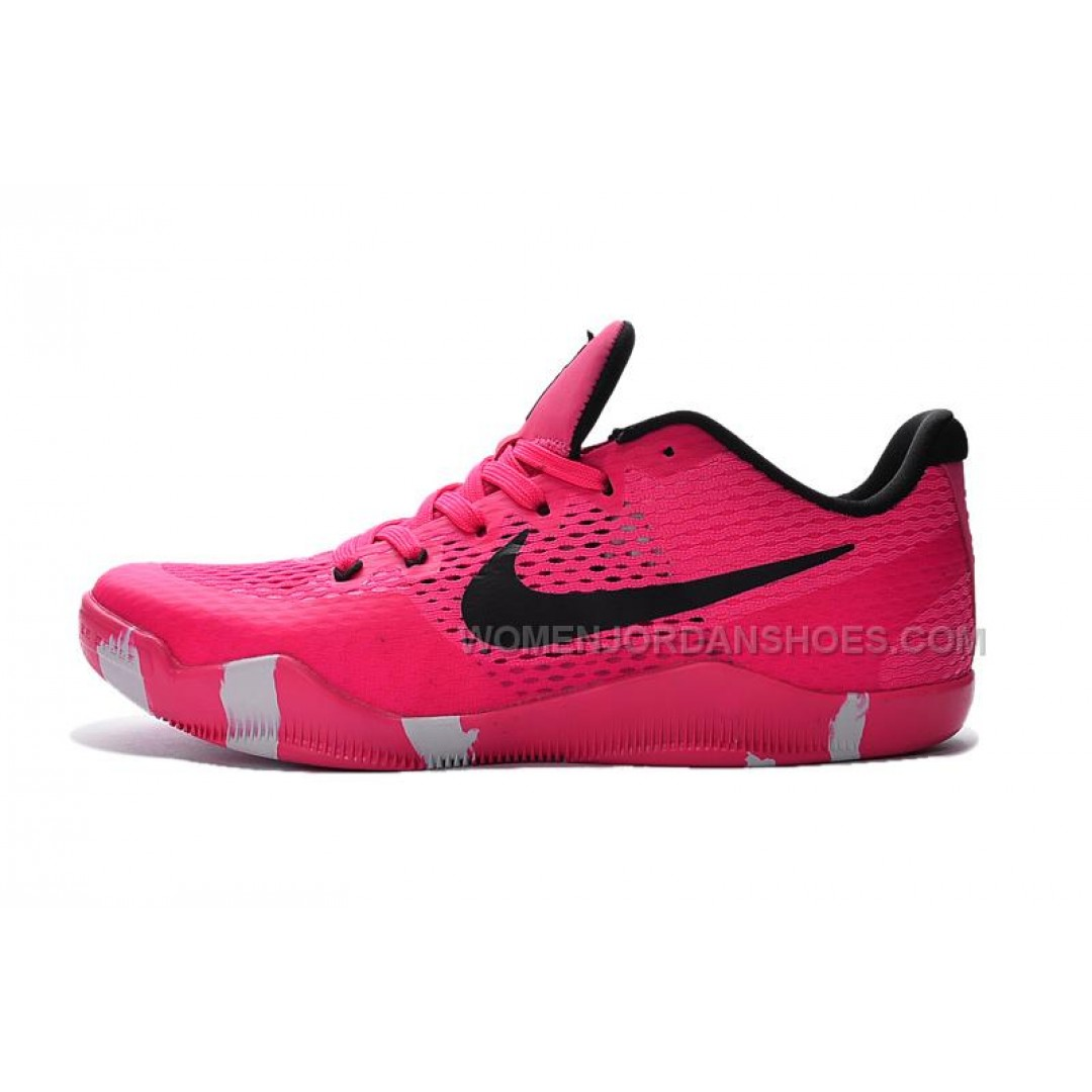 Nike Breast Cancer Basketball Shoes