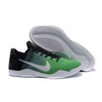 Nike Kobe 11 Green Black White For Sale Online