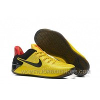 Nike Kobe A.D. 12 Yellow Black Red Cheap To Buy GxtchzH