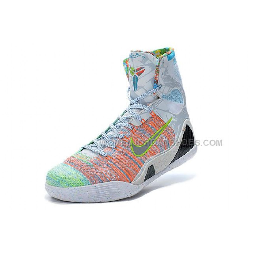 Kobe High Top Shoes For Kids Size