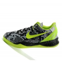 Nike Kobe VIII 8 New black snake Color 2014 Basketball Shoes