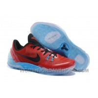 Cheap Genuine Nike Zoom Kobe Venomenon 5 Red Black Soft Blue Copuon Code JrsGyf
