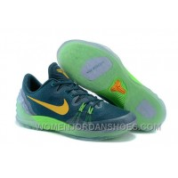 Cheap Genuine Nike Zoom Kobe Venomenon 5 Radiant Emerald Laser Orange Green Strike Copuon Code CstXCN