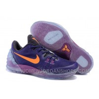 Cheap Genuine Nike Zoom Kobe Venomenon 5 Purple Orange 815757-585 Free Shipping 8TyJh3h