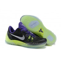 Cheap Nike Zoom Kobe Venomenon 5 Black Purple Volt Discount Ky3Fb