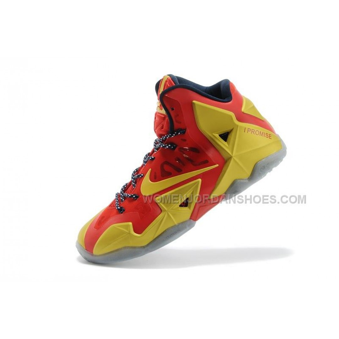 lebron 11 shoes gold - photo #29