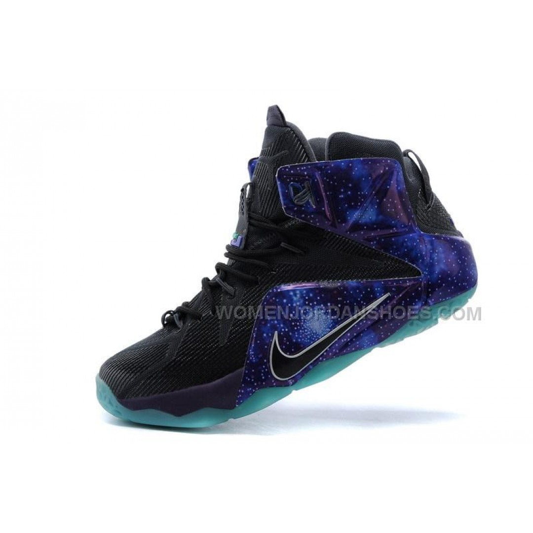 Nike Lebron 12 Galaxy Nike LeBron Shoes, Price: $89.00 ...