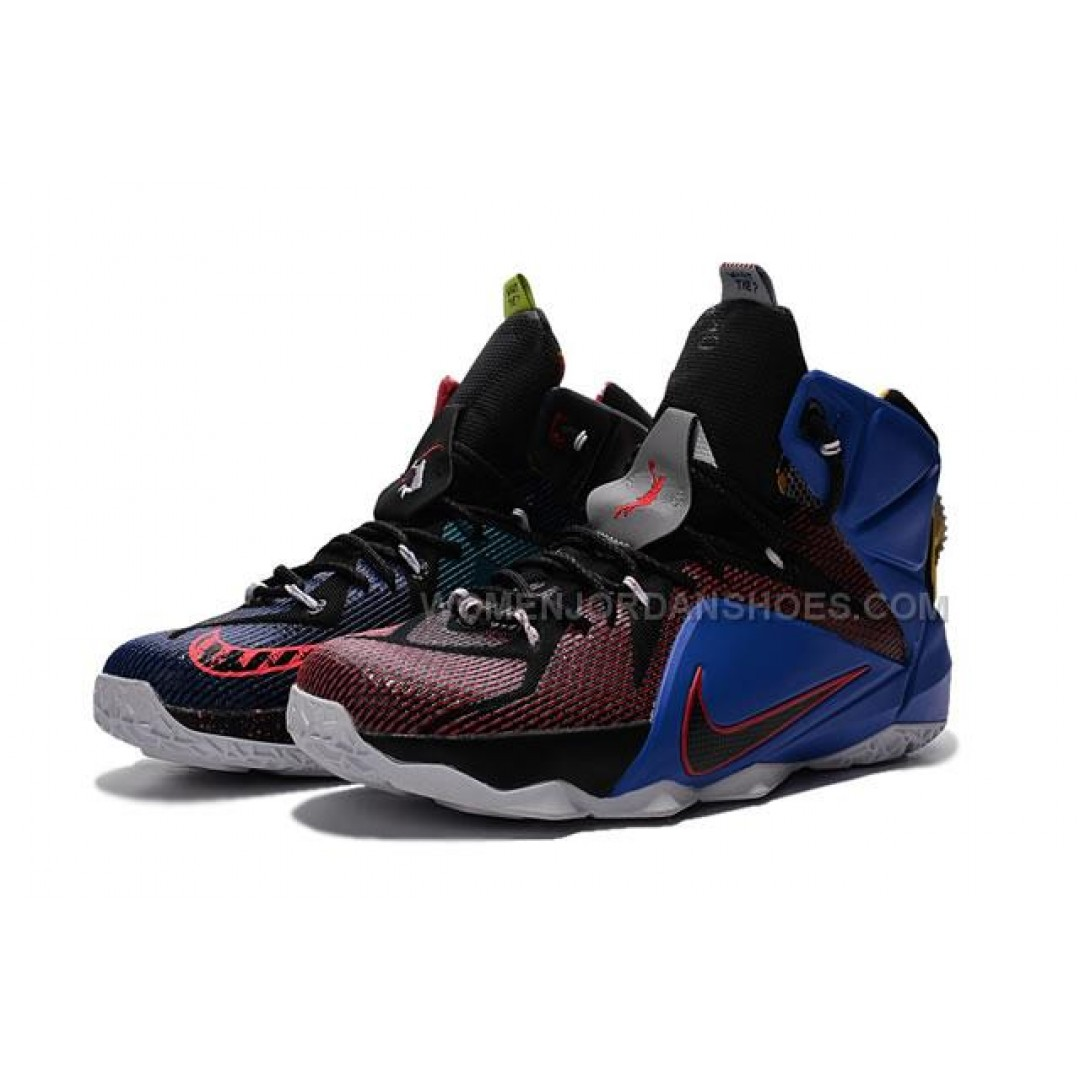 LeBron 12 SE What The, Price: $149.00 - Women Jordan Shoes ...