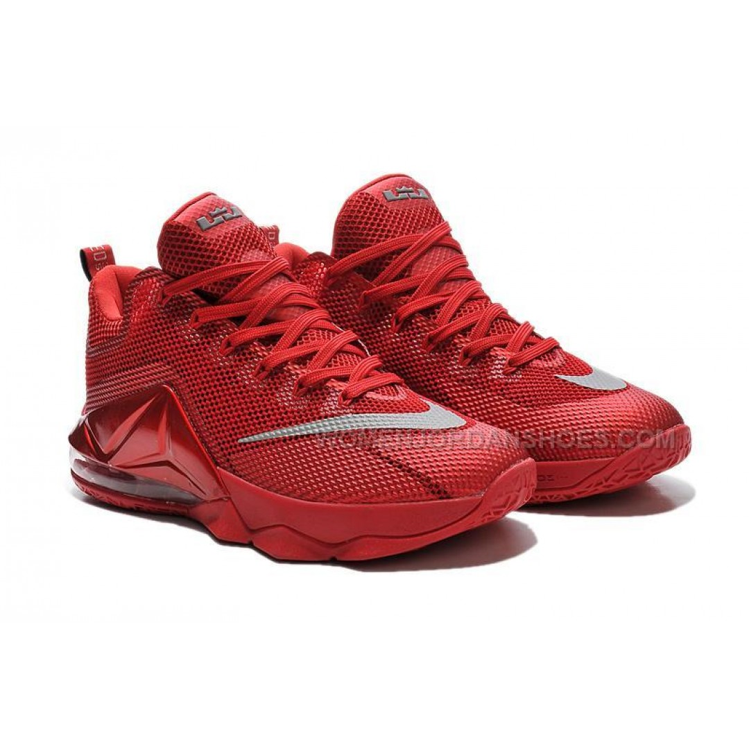 |All Red Shoes For Men