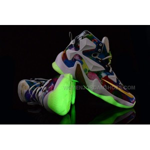 "LeBron 13 ""25K"" QS Glow in the Dark"