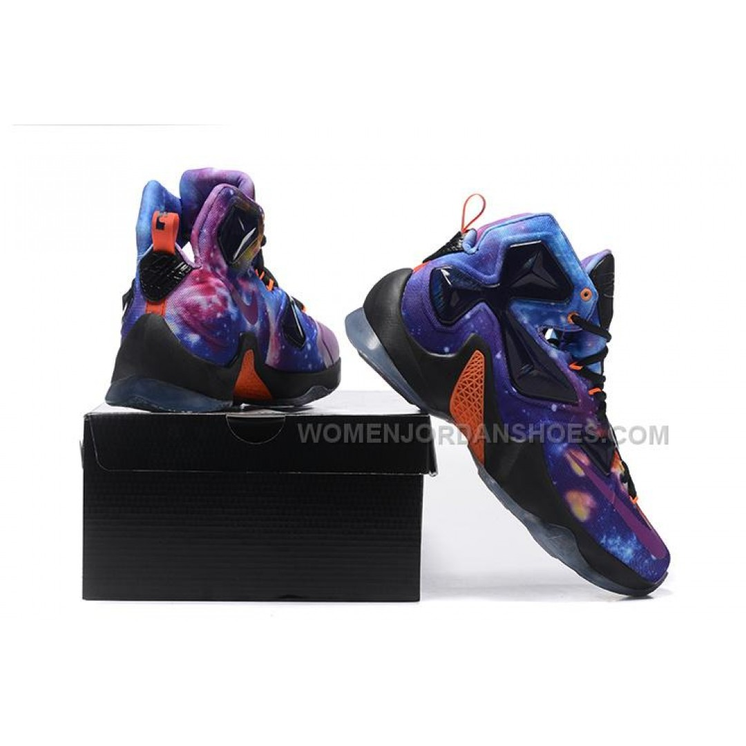 "Nike Zoom LeBron Soldier VII ""Galaxy"" Available in Asia» Aug 7, at pm 