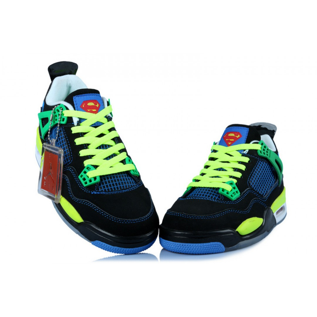 women air jordan 4 superman price 7568 women jordan