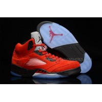 "Air Jordan 5 Retro GS ""Raging Bulls"" Varsity Red/Black For Sale Online"