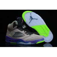 "Air Jordan 5 Retro GS ""Bel-Air"" Cool Grey/Club Pink-Court Purple-Game Royal"