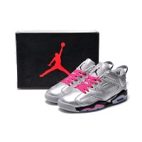 Women Air Jordan 6 Retro Sneakers Low 236