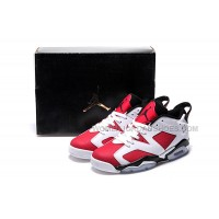Women Air Jordan 6 Retro Sneakers Low 235