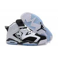Women Air Jordan 6 Retro Oreo Shoes