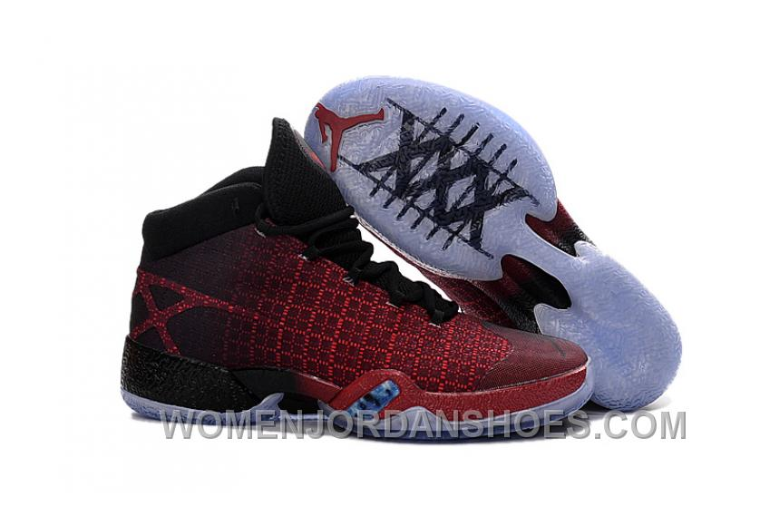 """2017 Mens Air Jordan 30 (XXX) """"Gym Red"""" For Sale Cheap To Buy"""
