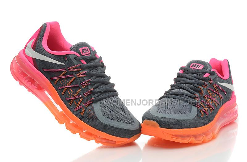 Lastest The Nike Air Max 2015 Is Already A Hot Sneaker, But It Gets Even Hotter In This Newest Look For The Ladies Featuring A Eyeblazing Blend Of Fuchsia Flash And Hot Lava As You Can Seebecause You Surely Wont Be Able To Miss Itthese