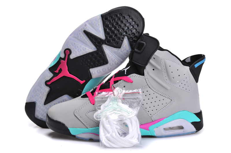 Women Air Jordan 6 Shoes