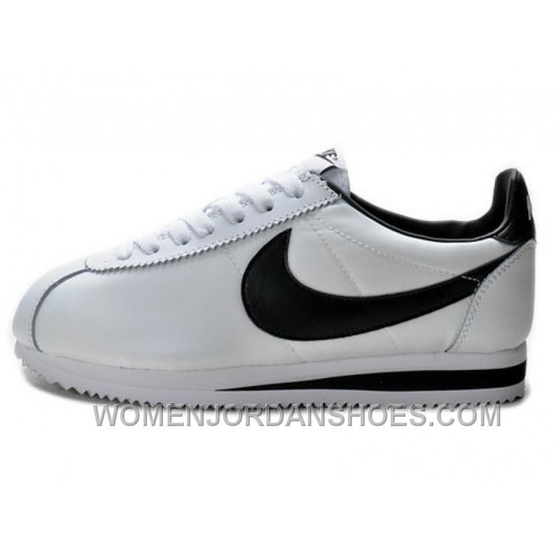 nike classic cortez nylon white black lastest tkdnhf price women jordan shoes women. Black Bedroom Furniture Sets. Home Design Ideas